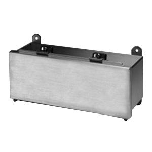 b line 6624 4xswt smooth brushed 14 gauge 304 stainless steel wiring rh usesi com Stainless Steel Horse Troughs Stainless Steel Horse Troughs