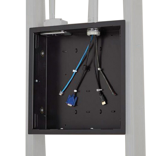 ADI PAC526F Large In-Wall Storage Box With Flange 14.25 Inch x 14.25 Inch x  sc 1 st  USESI & ADI PAC526F Large In-Wall Storage Box With Flange 14.25 Inch x 14.25 ...