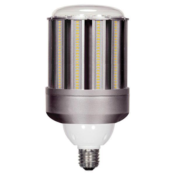 Satco S9356 High Lumen Omnidirectional HID Replacement LED Lamp 120 Watt E39 Mogul Base 14400 Lumens 80+ CRI 5000K Natural Light 750 Watt Incandescent Hi-Pro