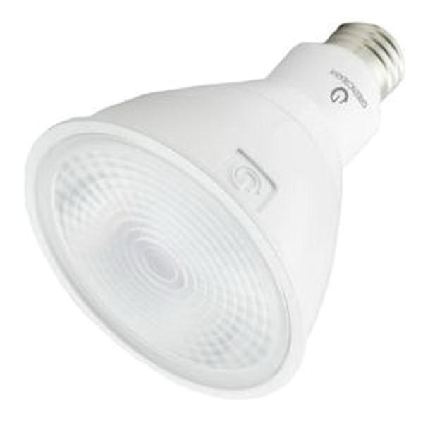 green creative 16113 dimmable par30 led lamp 12 5 watt e26 medium