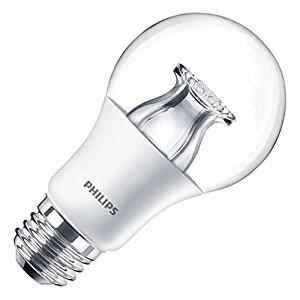 Philips Lighting 458836 A19 LED Lamp 10 Watt E26 Medium Base 800 Lumens 80 CRI 2700K Warm White