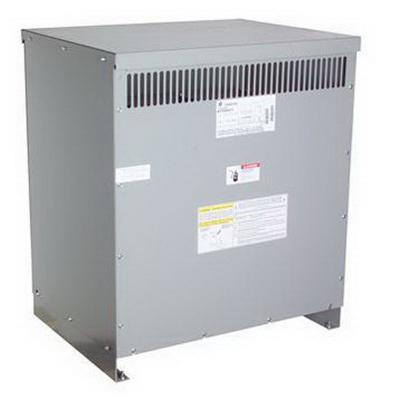 GE Industrial 9T83B2671 1-Phase Aluminum Type QL General Purpose Dry Type Transformer 240/480 Volt Primary 120/240 Volt Secondary 25 KVA