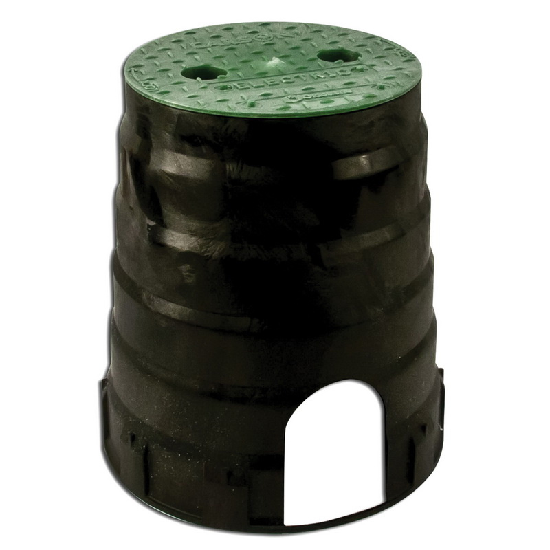 Oldcastle 07081111 Hdpe Twist On Pull Box 6 Inch Non