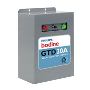 Bodine Gtd20a Wall Mount Universal Input Emergency