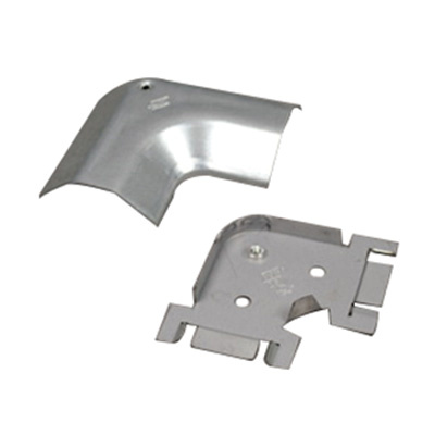Wiremold 2611 1 Channel 90 Degree Flat Elbow For 2600 Series