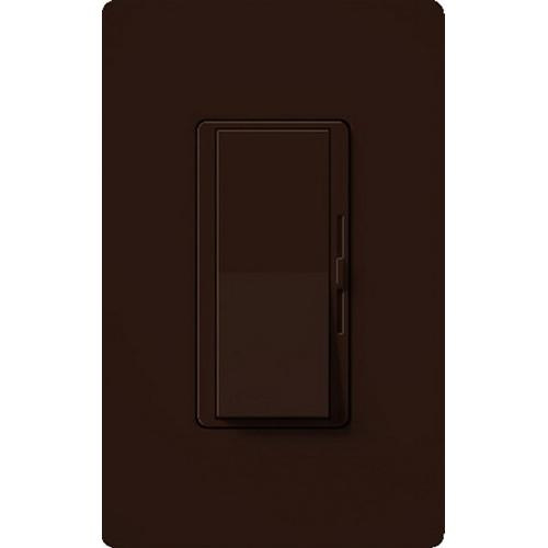 Lutron Dvlv 600p Br 120 Volt At 60 Hz 1 Pole Magnetic Low Voltage Preset Dimmer With Locator Light Brown Diva Dimmers Switches Wiring Devices
