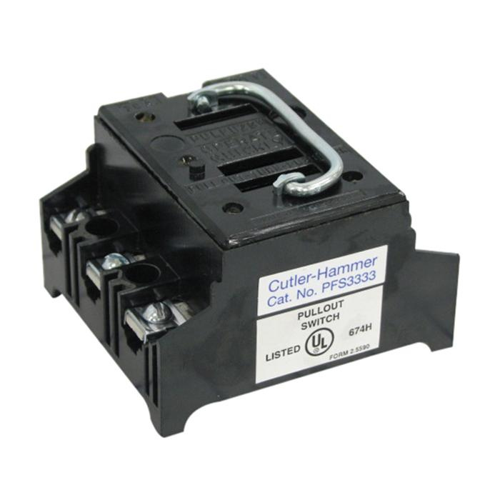 eaton pfs3333 pull fuse assembly 3-pole 30-amp - fuse ... knife switch fuse box pull switch fuse box