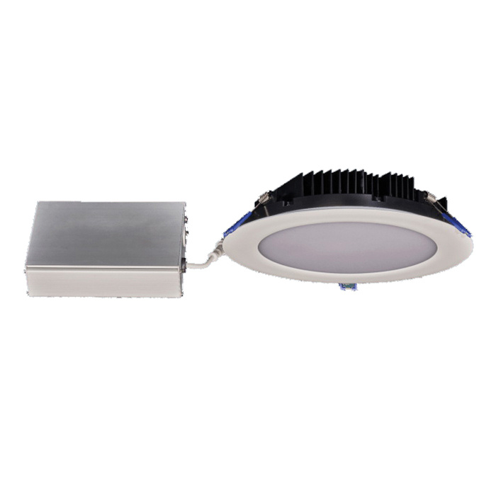 Lotus Led Lights Ly82rcd 41k Wh Dimmable 8 Inch Slim