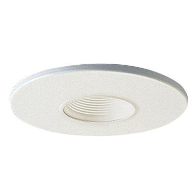 Nora Lighting Nl 421 2 Inch Baffle Pinhole Trim Round White