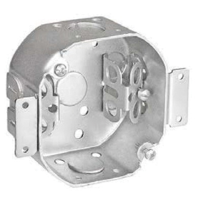 Sam Garvin 54171-OWBX Galvanized Steel Deep Cut-In Junction