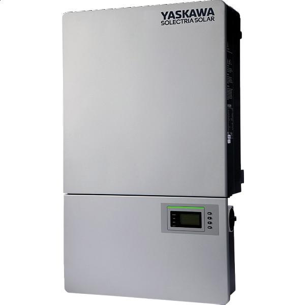 Solectria PVI-28-TL-480 3-Phase Transformerless String Inverter 480 Volt AC Output 28000 Watt