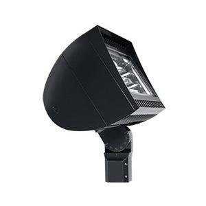 Rab FXLED-300SF-B55/BL FXLED Series LED Flood Light Fixture 300 Watt 120 - 277 Volt Slip Fitter Mount Bronze
