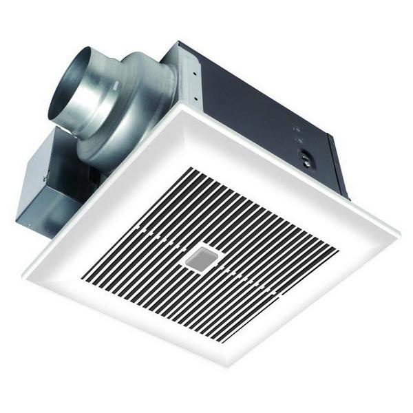 Panasonic FV-11VQC5 Ventilation Fan 4 Inch Or 6 Inch Duct 110 CFM at 0.1 Inch Static Pressure WhisperSense™