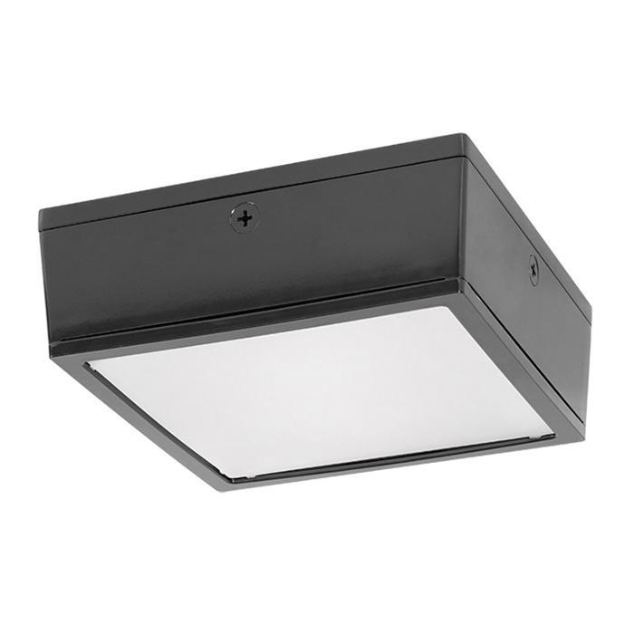 Rab VANLED10NF Ceiling Mount Vandal-Resistant LED Canopy Light ...