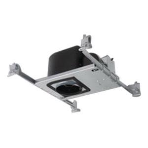 Cooper Lighting Pn3mr Low Voltage Non Ic 3 Inch Adjule Accent Housing Round Galvanized Matte Black Interior Iris