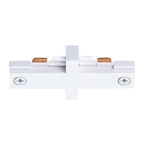 Elco Lighting Ep808w Mini Connector White For Single Circuit