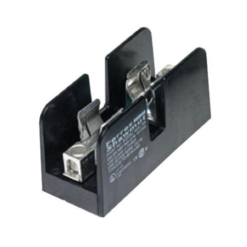 Mersen 61038R Open Style Fuse Block 3-Pole 600-Volt AC/DC 61 - 100-Amp