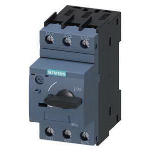 Siemens 3RV20211FA10 3-Pole 1 Or 3-Phase Motor Starter Protector 690 Volt AC 3.5 - 5 Amp Sirius