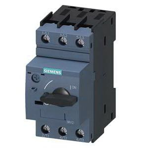 Siemens 3RV20211EA10 3-Pole 1 Or 3-Phase Motor Starter Protector 690 Volt AC 4 Amp Sirius