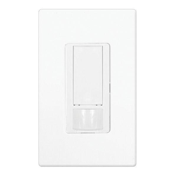 lutron ms ops6m2u dv wh 3 way pir occupancy sensor 400 sq. Black Bedroom Furniture Sets. Home Design Ideas