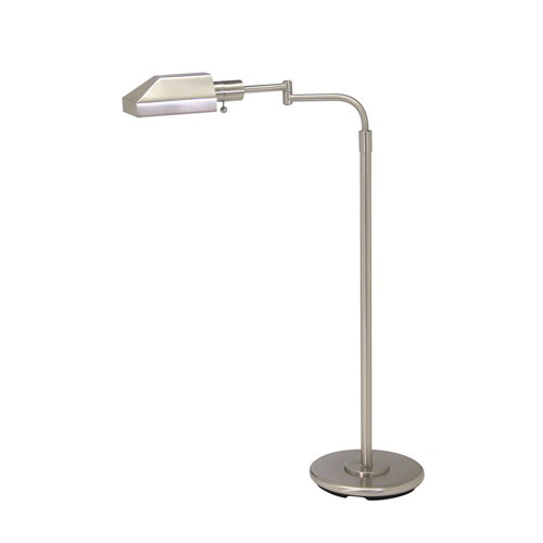 Nice House Of Troy PH100 52 J 1 Light Floor Lamp 100 Watt Satin