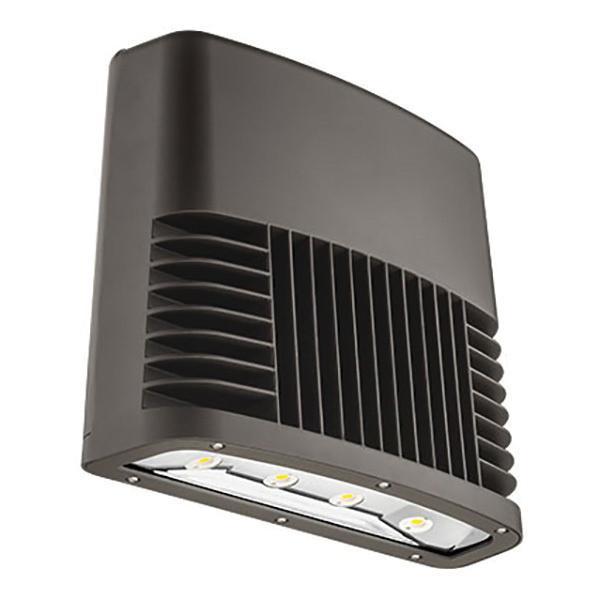 Lithonia Lighting OLWX2-LED-90W-40K-DDB-M2 Box/Wallmount Wall Luminaire 90 Watt 120 - 277 Volt Dark Bronze
