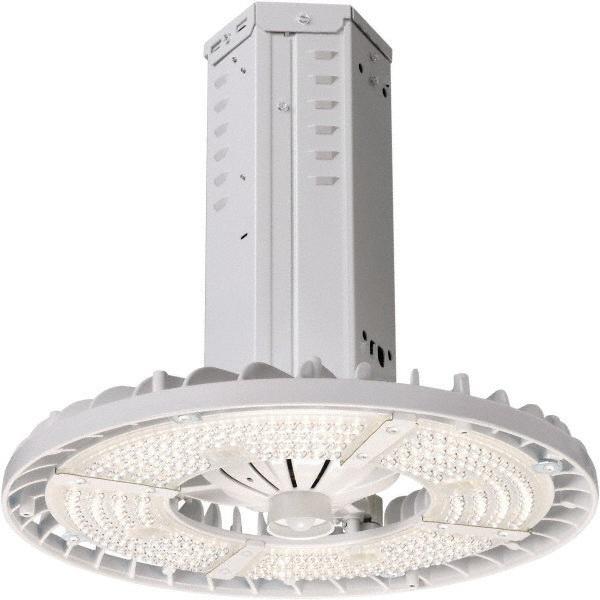 Cooper Lighting SSLED-LD1-12-W-UNV-L840-CD1-U Suspended Mount Steeler Series LED High Bay Fixture 106 Watt 120 - 277 Volt Standard White Polyester Powder Coated Metalux™