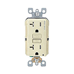 leviton agtr2 i residential grade tamper resistant self test dual rh usesi com Receptacle Wiring residential electrical wiring devices