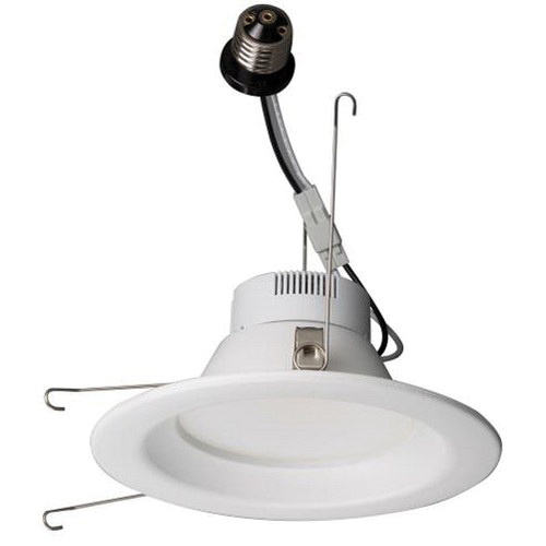 Morris 72603 5 Inch Or 6 Inch LED Down Light Retrofit Kit 120 Volt AC 14.5 Watt 90 CRI 4000K 1100 Lumens