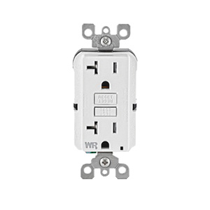 Leviton GFWT2-FW Residential/Commercial/Specification Grade