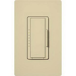 lutron rrd-10nd-iv 120-volt ac at 50/60-hz 1-pole multi-location dimmer  with neutral wire ivory radiora�2 maestro� - dimmers - switches - wiring  devices