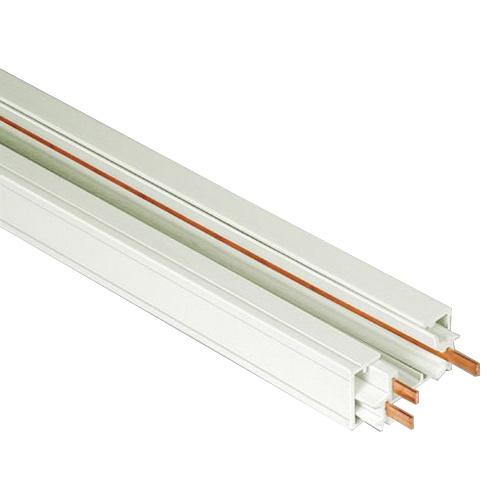 Elite Led Track Lighting: Elite Lighting ET8-ABK 1-Circuit Track 8-ft X 1-3/8-Inch X