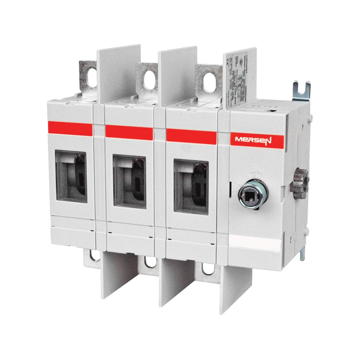 Mersen M200U30 3-Pole 3-Phase Non-Fusible Disconnect Switch 600 Volt ...