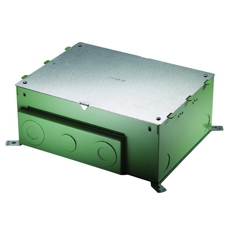 Wiremold 6ctc2nk Die Cast Aluminum Multi Service Poke Thru