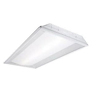 Cooper Lighting 24fr Ld4 40 Unv L835 Cd1 U Fr Series Led Luminaire 120 277 Volt 3500k 4000 Lumens 4 0 90 Reflective White Enamel Metalux