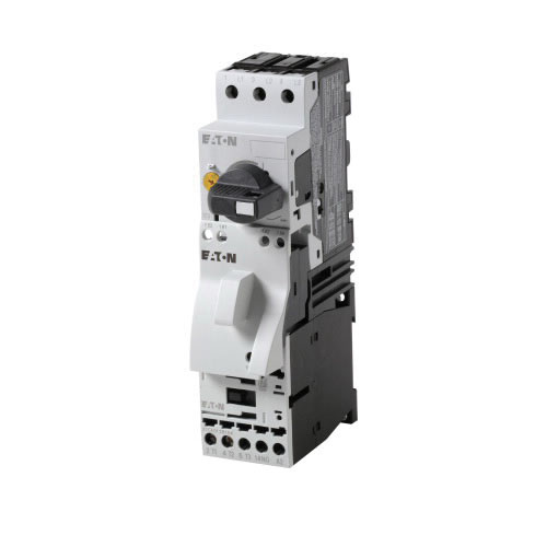 Eaton XTCE012B10TD 3-Pole Full Voltage Non-Reversing IEC Contactor 22-Amp  at AC-1 12-Amp at AC-3 600 Volt