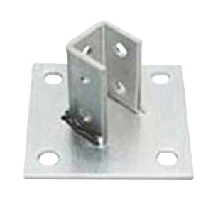 Strut Ps 3025 Ss316 316 Stainless Steel Post Base