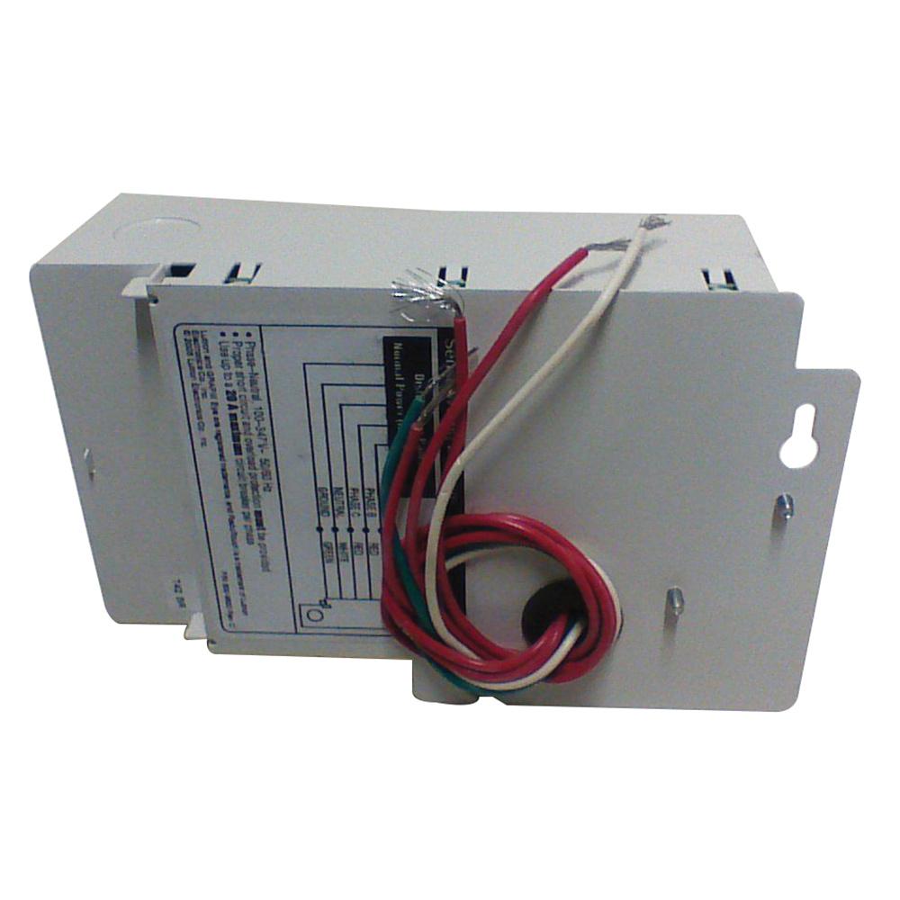 Lutron Lut Eli 3ph Emergency Lighting Interface 100 347