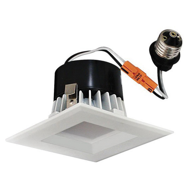 Elco Lighting El 33230w Dimmable 3 Inch Led Recessed Down