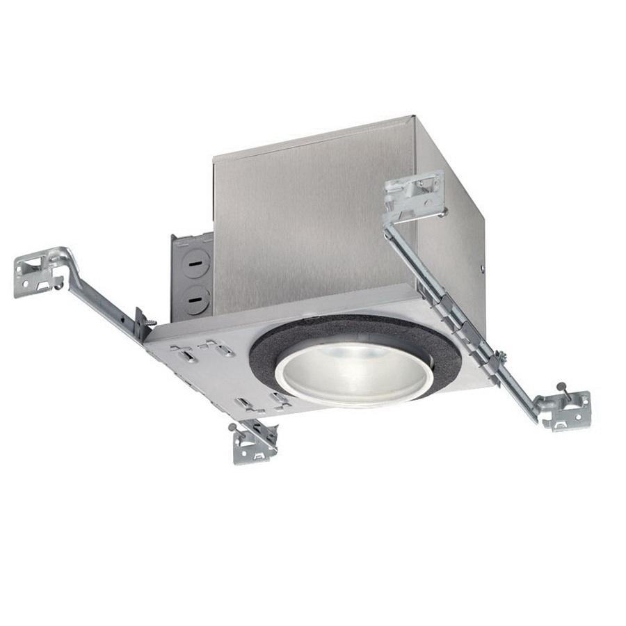 Juno Lighting IC1 LED G4 09LM 27K 90CRI 120 FRPC 4 Inch Wall Wash 4th Generation LED New Construction Down Light Housing 120 Volt Square 11.6 Watt 90 CRI 2700K 900 Lumens Air-Loc®