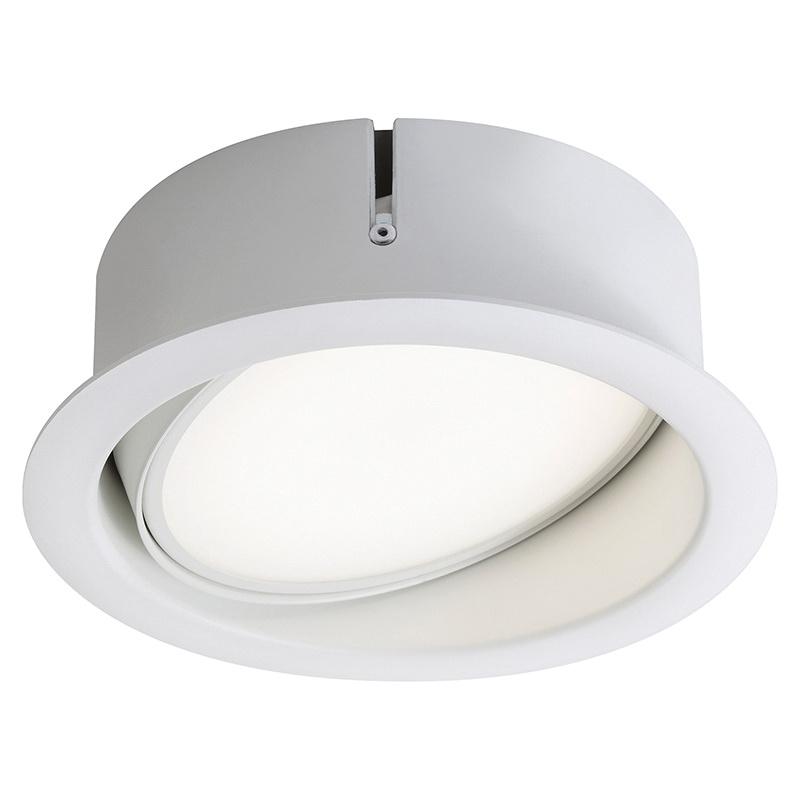 Lightolier L5ra10830wva 5 Inch Version A Adjule Accent Recessed Light Engine Reflector Trim Round White Lytecaster