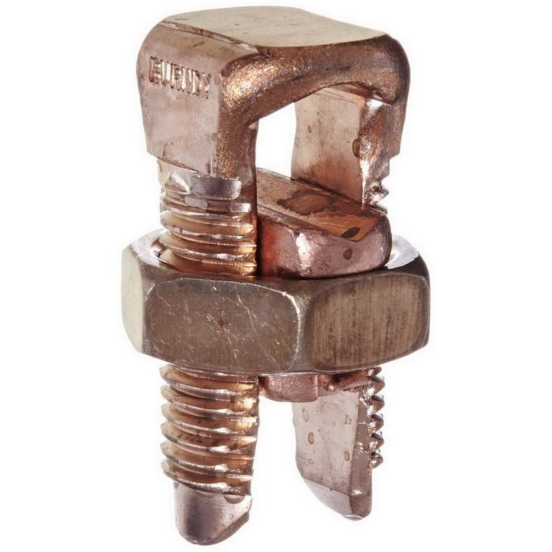 Burndy Ks34 Split Bolt 2 0 Awg 500 Kcmil Stranded Copper 2