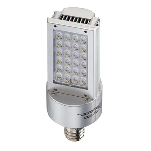 Light Efficient Design LED-8087M40-A 1 Series Internal Driver Shoe Box/Wallpack LED Retrofit Lamp 30 Watt E39 Mogul Base 4171 Lumens 83.5 CRI 4000K Cool White