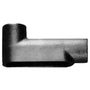 Crouse-Hinds LB125M Malleable Iron Type LB Conduit Outlet Body 1-1/4 Inch Condulet®