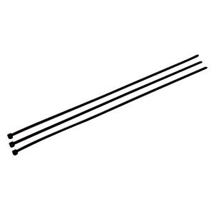 bb8468b4f423 3M CT15BK120-C Nylon 6/6 Standard Light Heavy-Duty Cable Tie 15-Inch ...