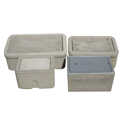 Eisel Enterprises We50tpb Galvanized Frame 5t Pull Box 29 Inch X 19