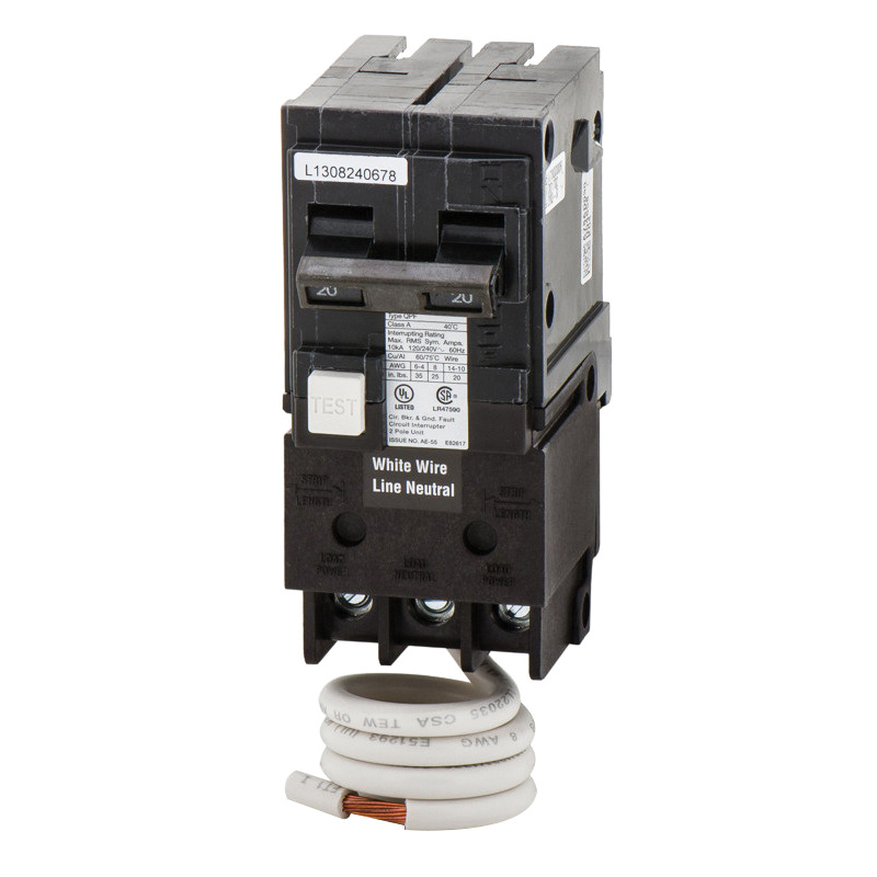 Siemens QF220 Plug-In Mount Type QPF Ground Fault Circuit ...