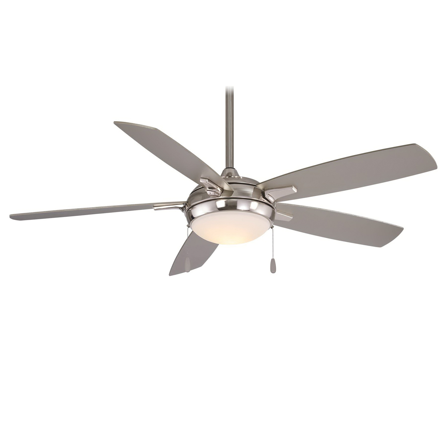 Hampton Bay Air Circulator : Minka aire f l bn ceiling fan with light inch blade