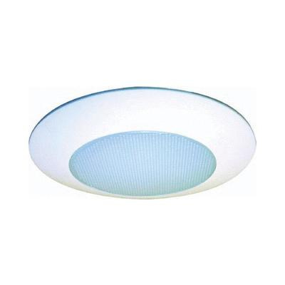 Halo 170PS 6 Inch Albalite Lens Shower Light Air-Tite Reflector Trim Round White