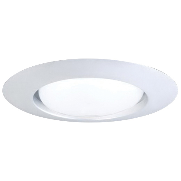 Cooper Lighting 401p 6 Inch Open Trim Round White Halo